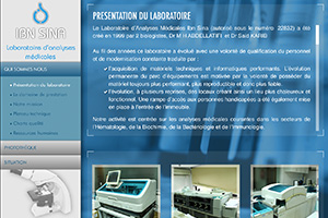 CD interactif Laboratoire Ibn Sina